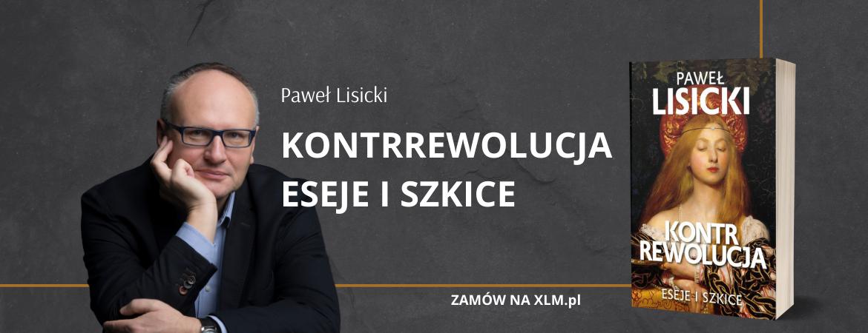 Paweł Lisicki - Kontrrewolucja